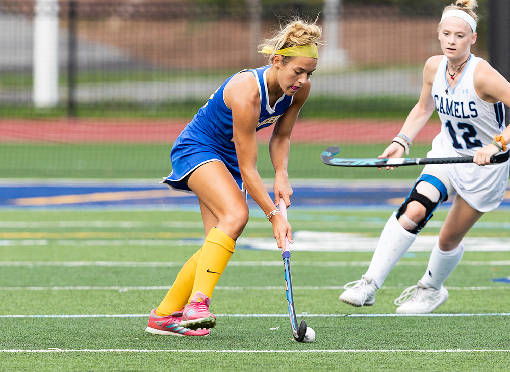 Field Hockey Punches Ticket to LEC Final in OT Thriller