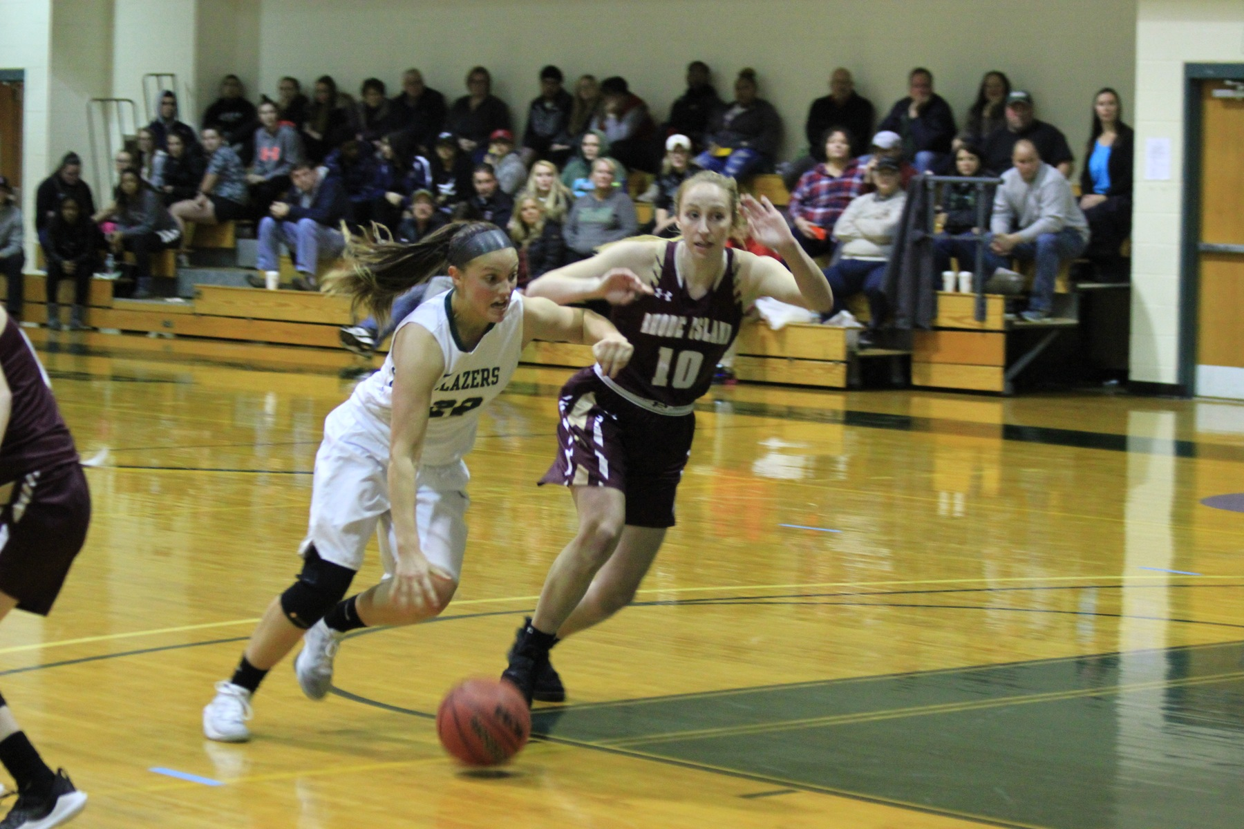 Women's Basketball Wins On The Road At Lesley In NECC Action