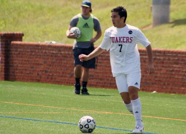 Guilford Picked Eighth in Preseason ODAC Men's Soccer Poll