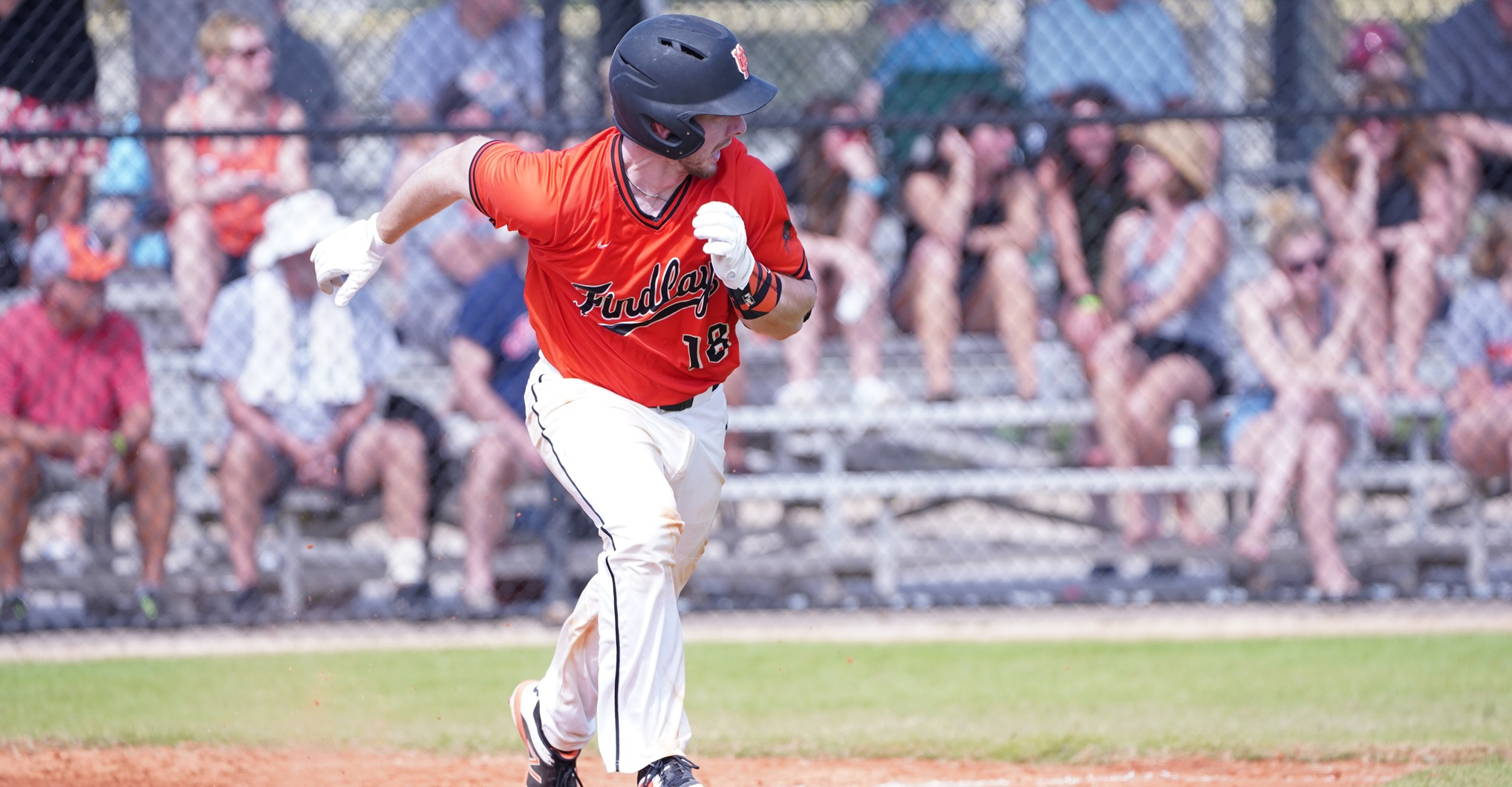 Oilers' Baseball Splits with Hillsdale
