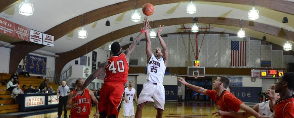 Men's Basketball Downs Caldwell, 84-72
