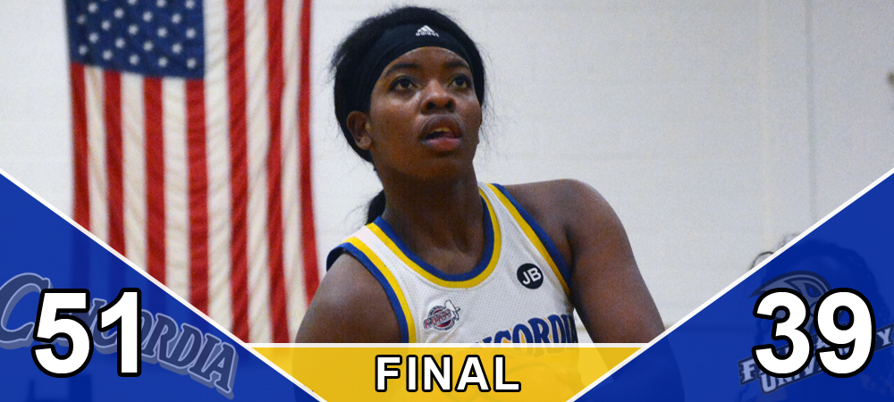 Women's Basketball Earns Important CACC North Division Victory Over Felician, 51-39