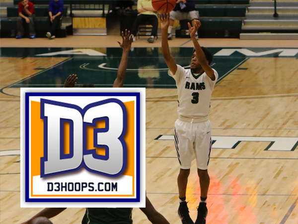 Graham and the Rams Featured on D3hoops.com