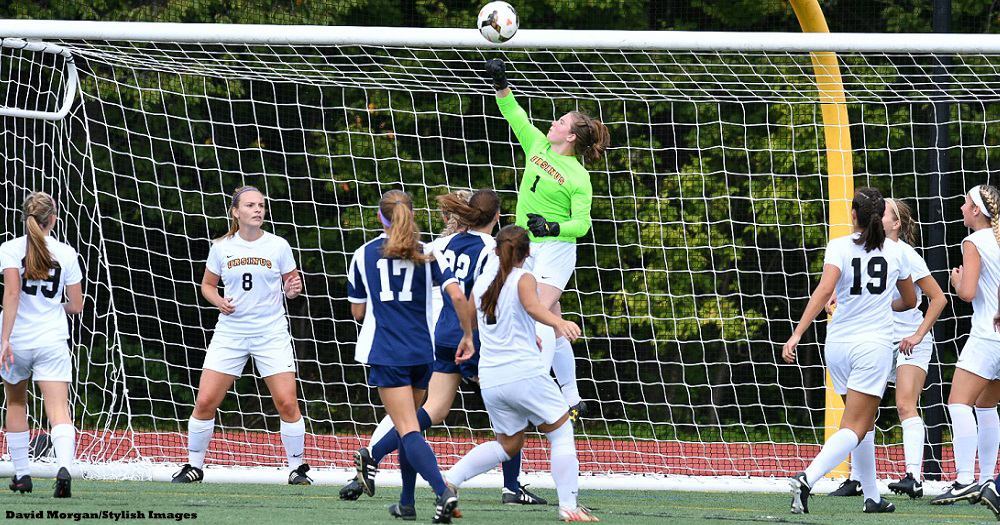Women's Soccer Downed by No. 12 TCNJ
