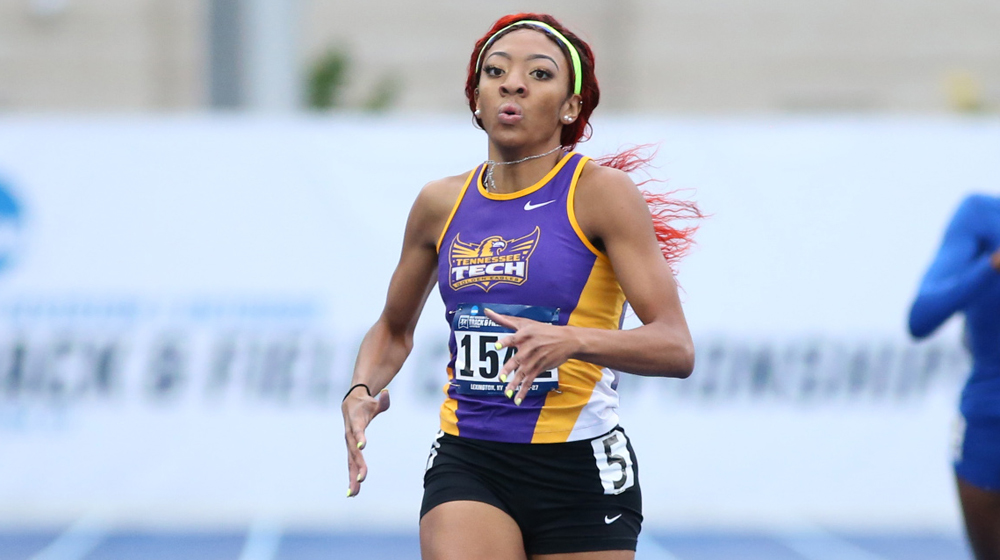 Robinson claims coveted spot in NCAA Championships