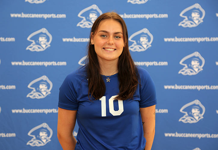 Blinn College Volleyball Team Continues Roll With 3-0 Win Thursday Over Coastal Bend College