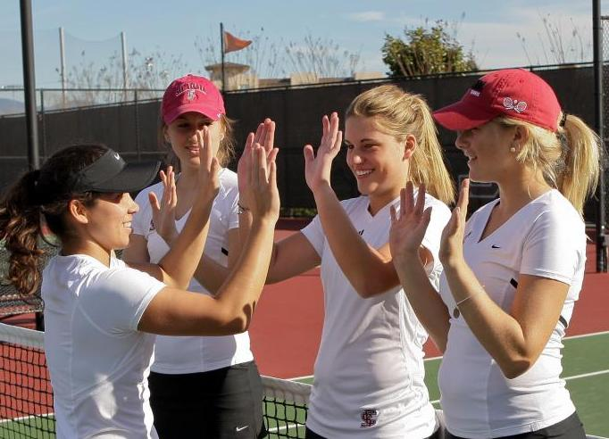 SCU Women's Tennis: 2010-11 Season In Review