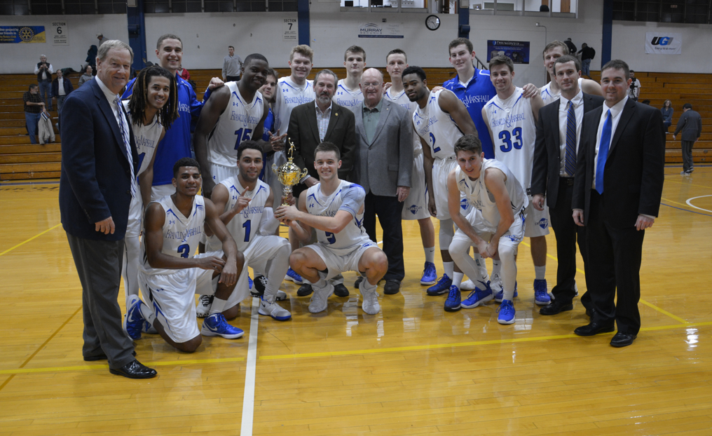 Diplomats Cruise by Alvernia to Win Tip-Off Tournament