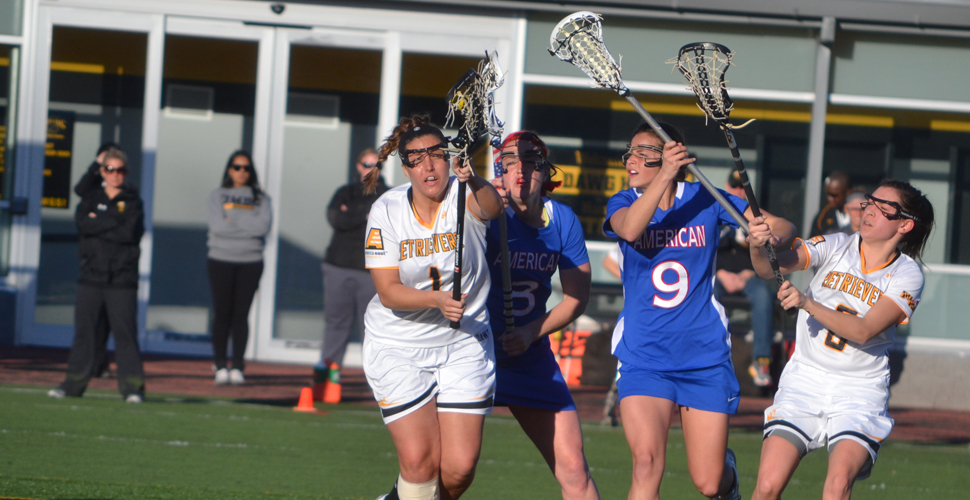 Reese Sends UMBC Women's Lacrosse to Dramatic 11-10 Second Overtime Win over American