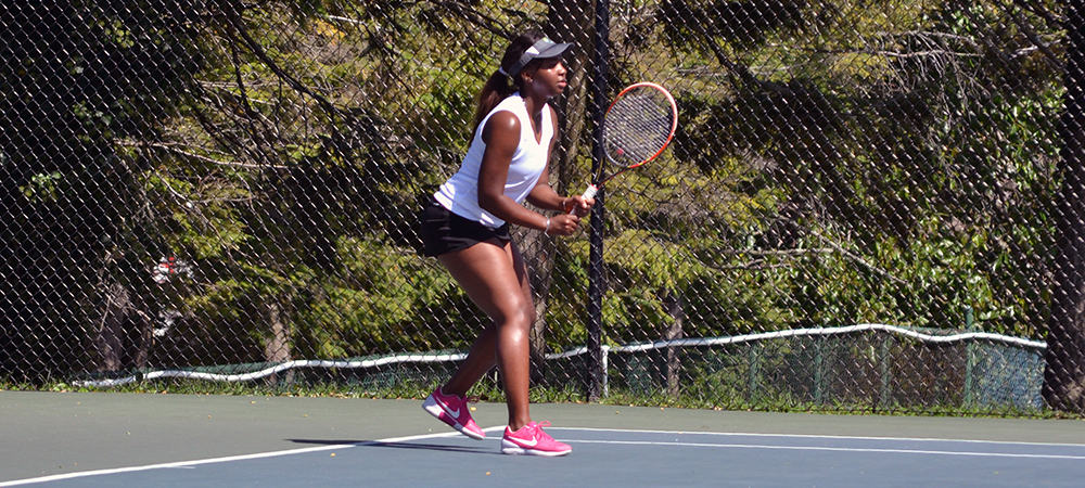 Clippers Women's Tennis Takes 9-0 Victory at Holy Family