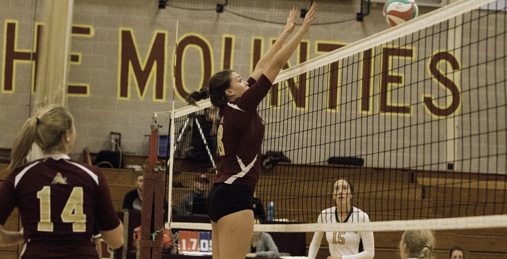 Mounties Beat STU 3-0 at home