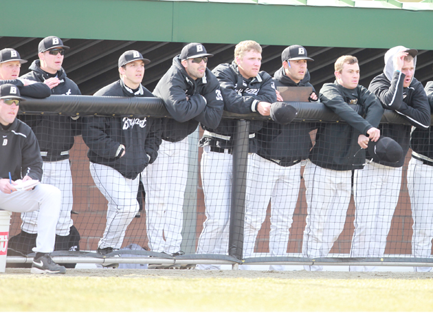 Baseball opens NEC play at The Mount
