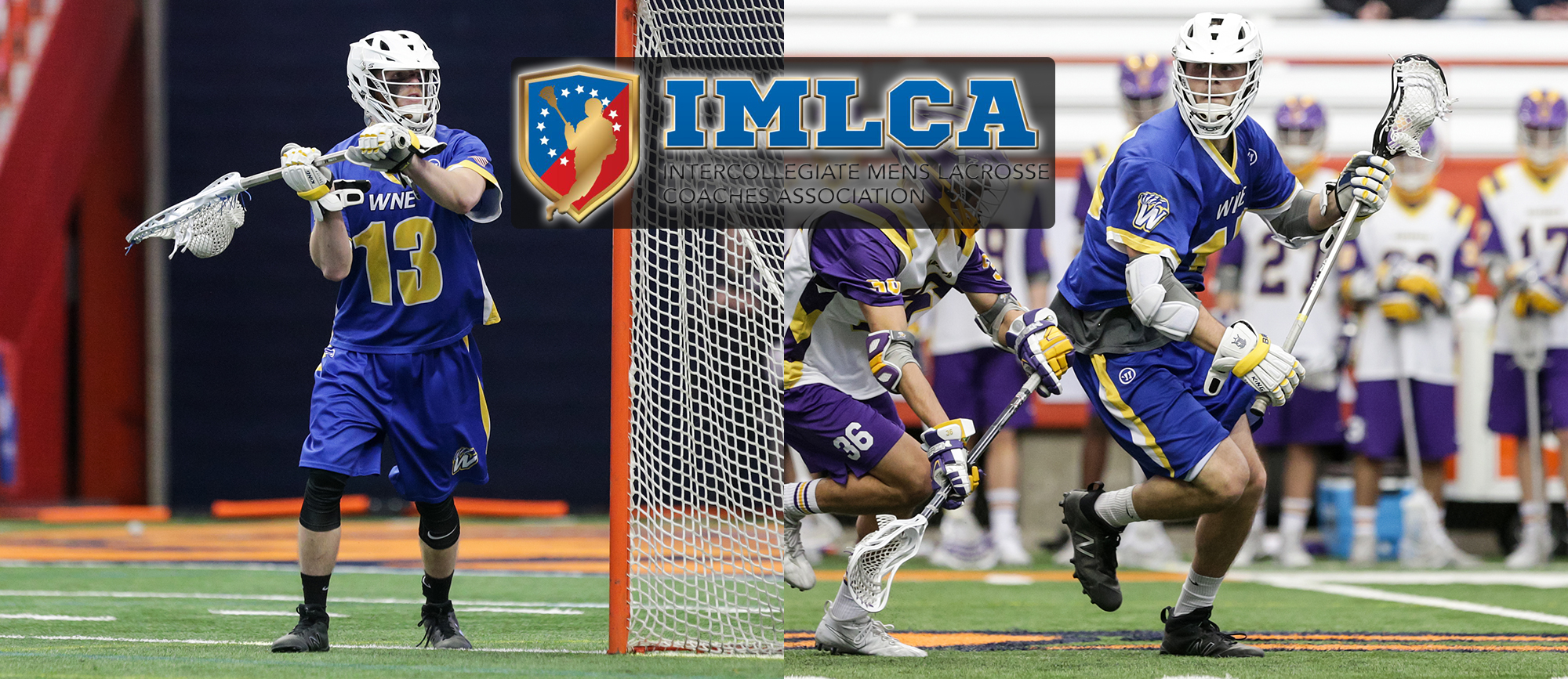 Kerr & Gamba Receive IMLCA All-Northeast Region Honorable Mention Accolades