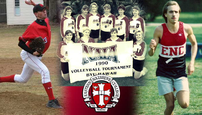 Eastern Nazarene Announces 2014 Carroll F. Bradley Hall of Fame Inductees