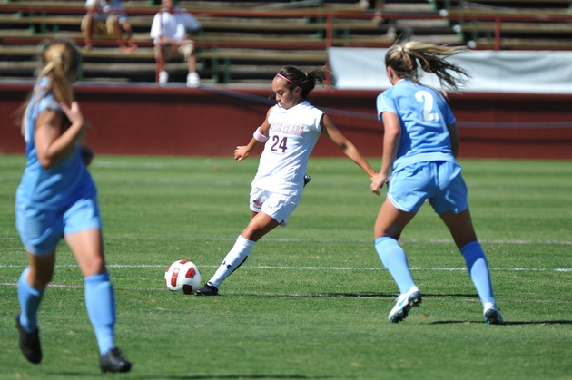 No. 12 SCU Women's Soccer Faces Bay Area Conference Foes
