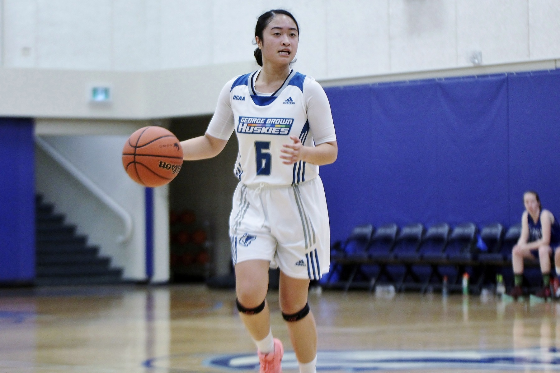 WOMEN'S BASKETBALL LOCK UP EAST'S SECOND SEED AFTER 74-64 WIN OVER DURHAM