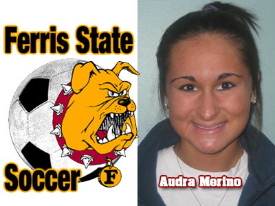 Audra Merino To Join Women's Soccer Program This Fall