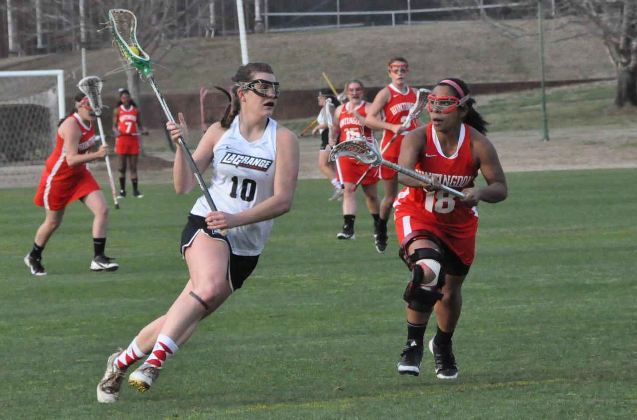 Lacrosse: Panthers take on Huntingdon for Senior Night