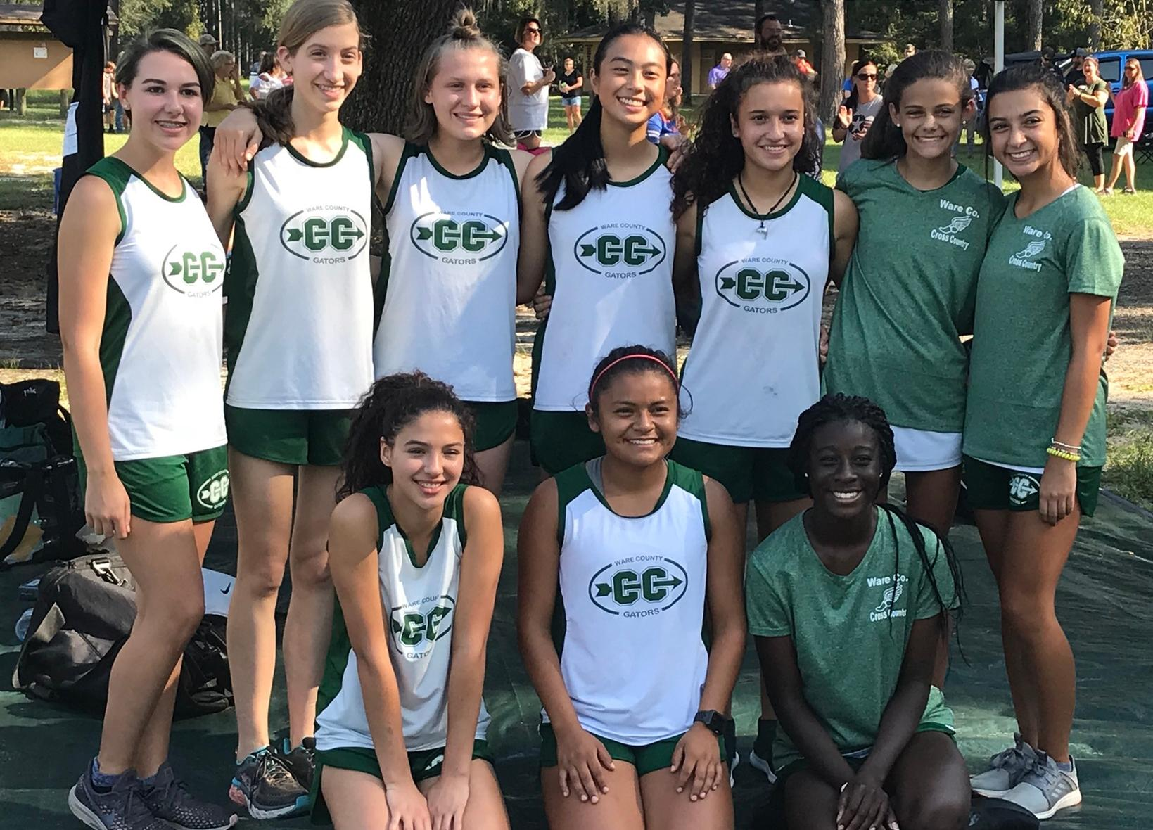 Girls and Boys Cross Country Teams finish First and Second
