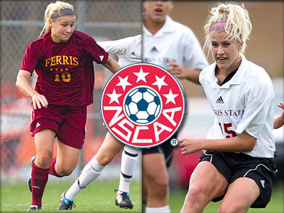 Two Bulldogs Named To NSCAA Region Team