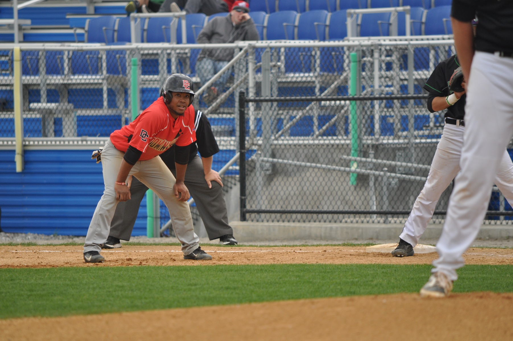 BASEBALL FALLS ON DAY ONE OF NCAA EAST REGIONAL TOURNAMENT