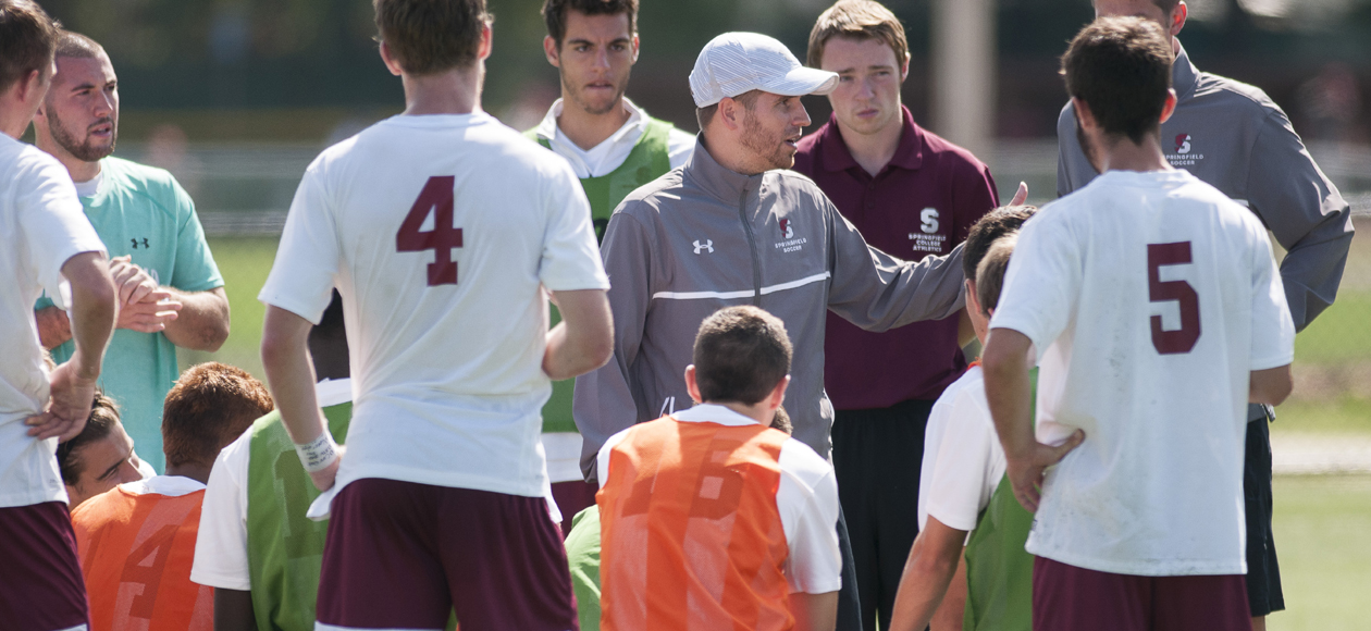 NSCAA Recognizes Men's Soccer with Team Academic Award