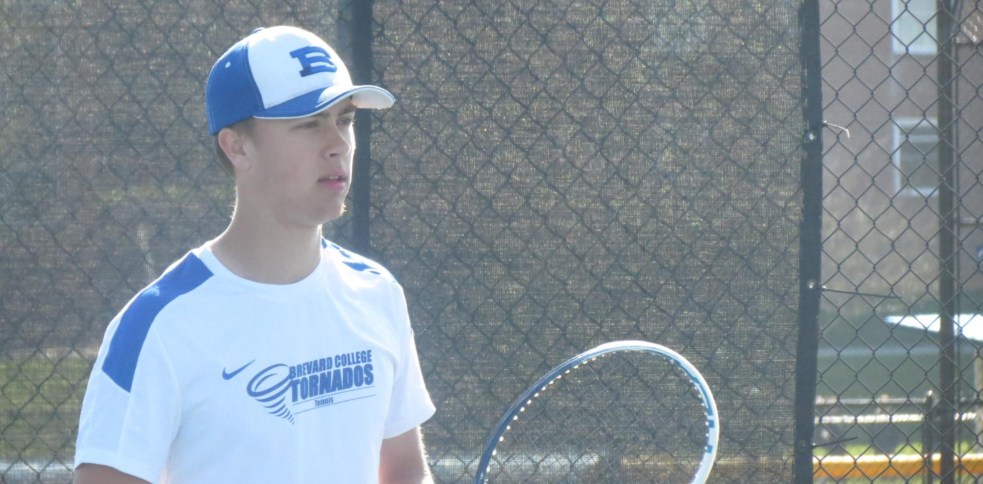 Men's Tennis Stays Hot Versus Maryville