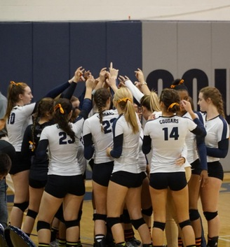 Volleyball schedule released; season tickets now on sale