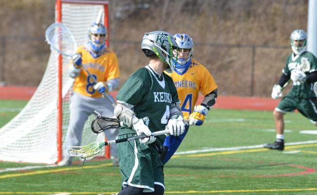 Offense Carries Men's Lacrosse to Victory