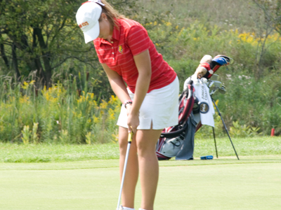 Ferris State listed 23rd in final 2009 Golf World/NGCA Division II Women's Golf Coaches Poll.