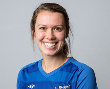 Kim De Jager, Women's Soccer, The King's University