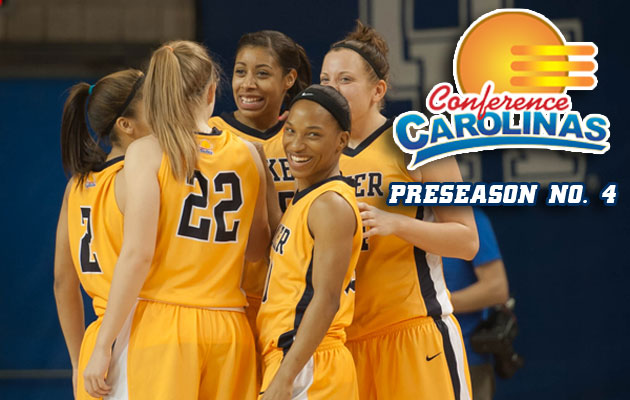 Coker Women's Basketball Tabbed Fourth in Preseason Poll