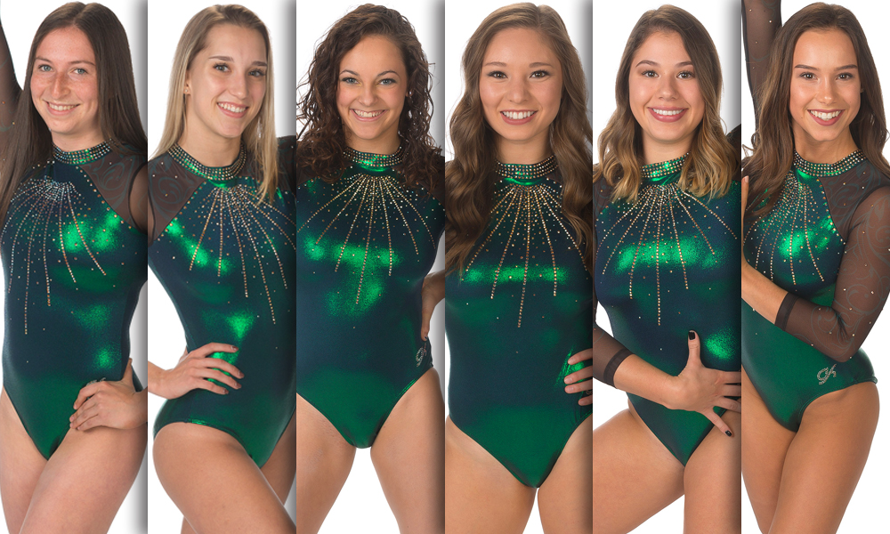 SIX GYMNASTS, TEAM RECOGNIZED EARN WCGA ACADEMIC HONORS