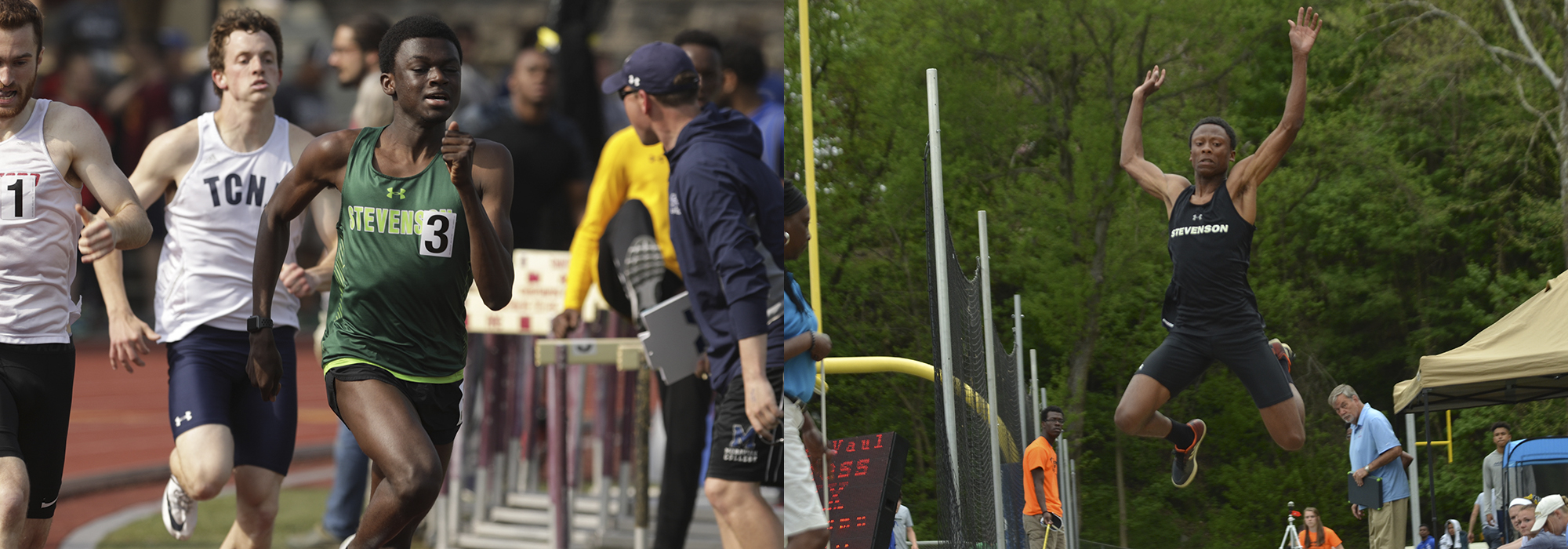 Iddriss, Wright Qualify for NCAA Outdoor Championship