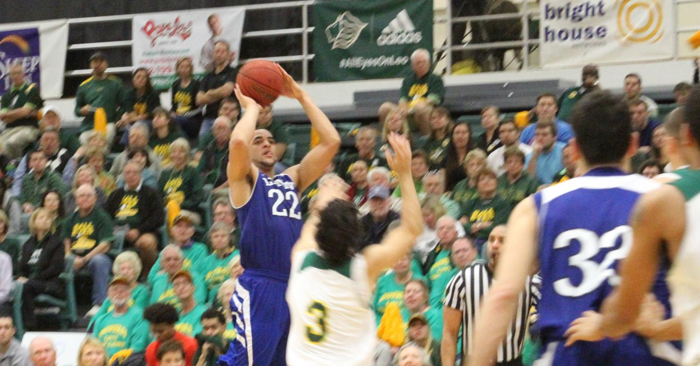 All Eyes on Lynn: Men's Basketball Tames the Lions on National Television
