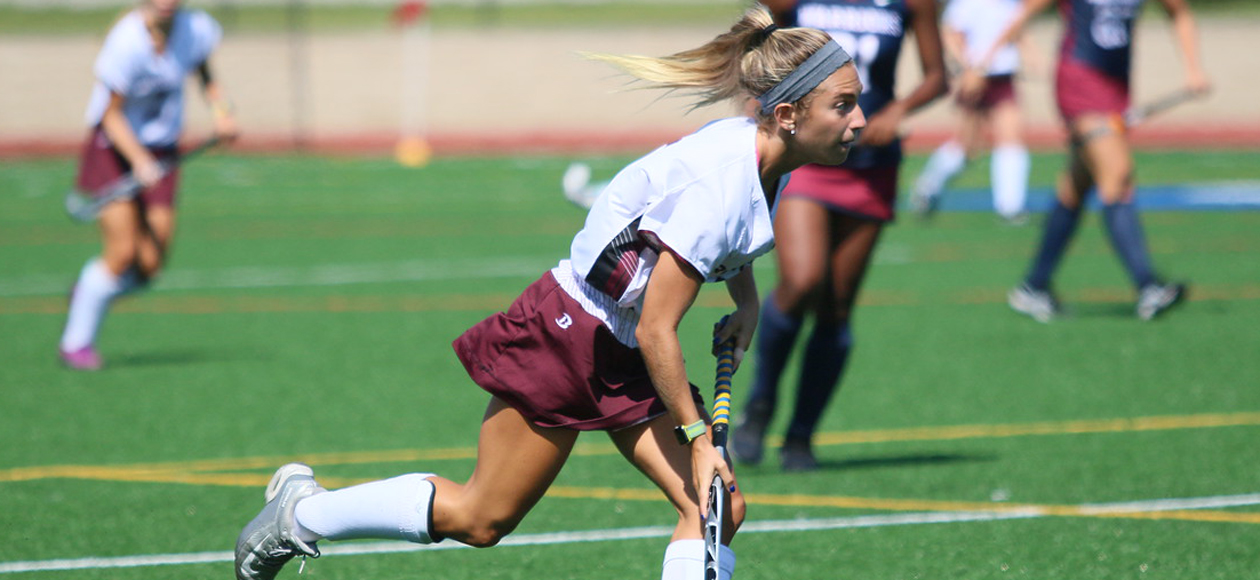 Keene State Scores Early To Topple Field Hockey, 5-2