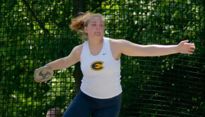 Women's Outdoor Track & Field Competes at Two Meets