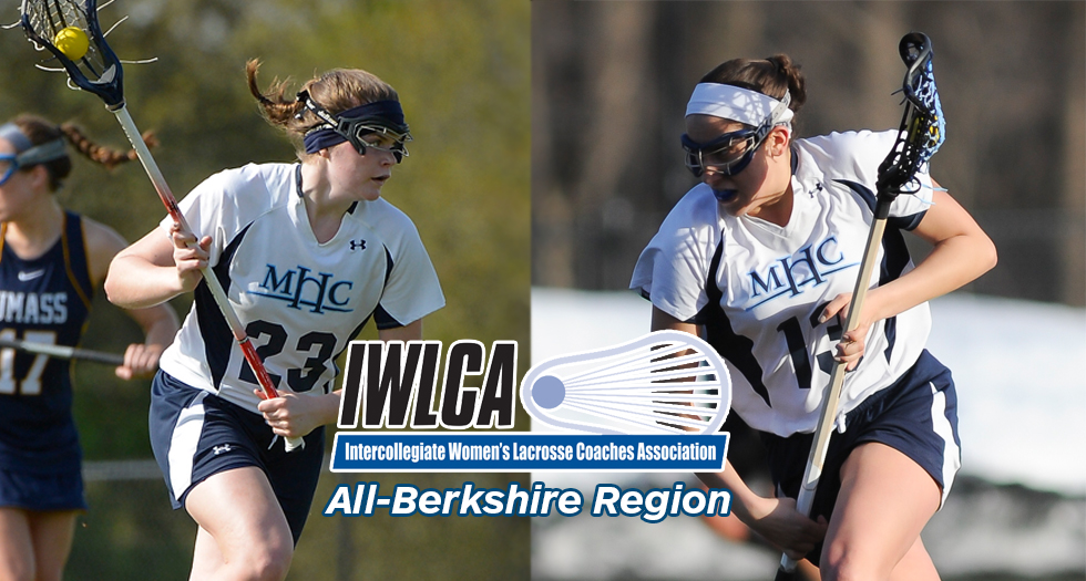 Two Garner All-Region Lacrosse Honors