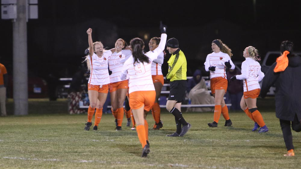 Women's soccer earns repeat appearance in SLIAC tournament championship