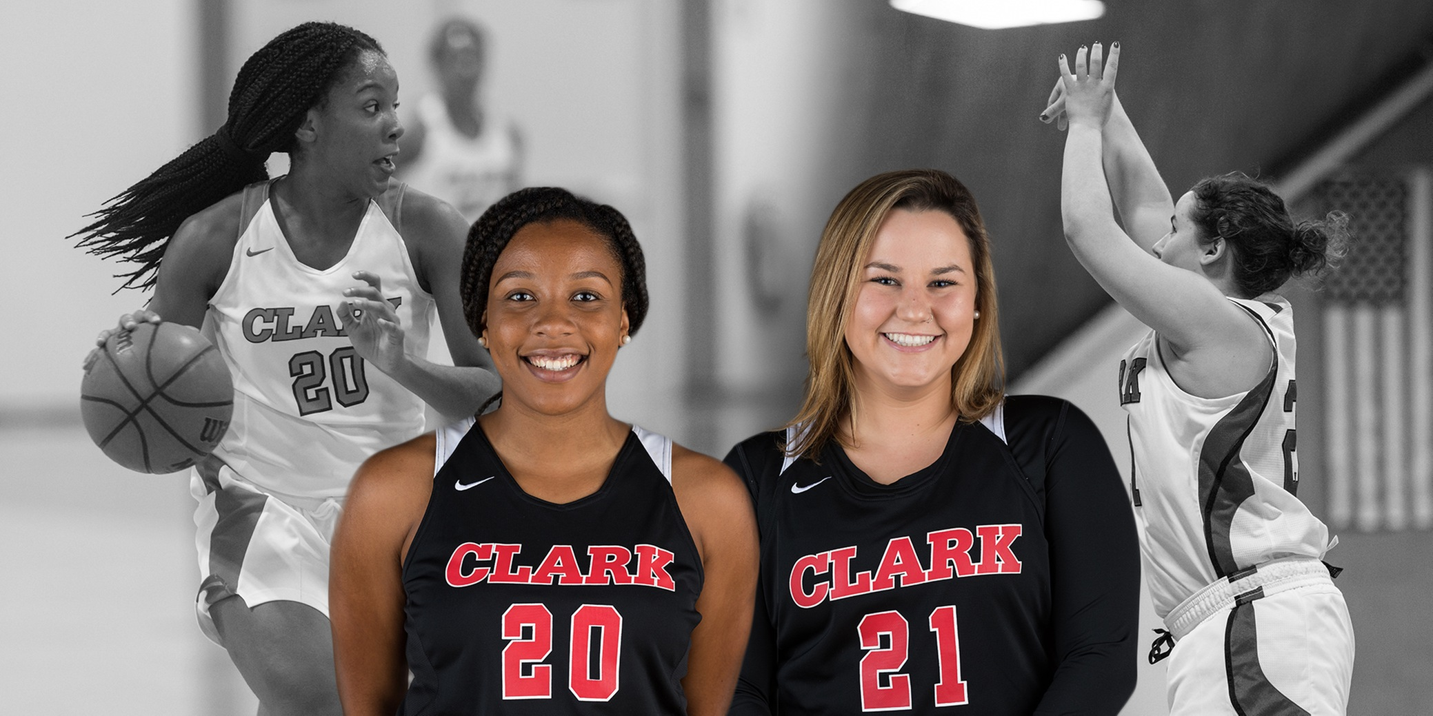 Ezemma and Ouellette Named 2018-2019 Women's Basketball Captains