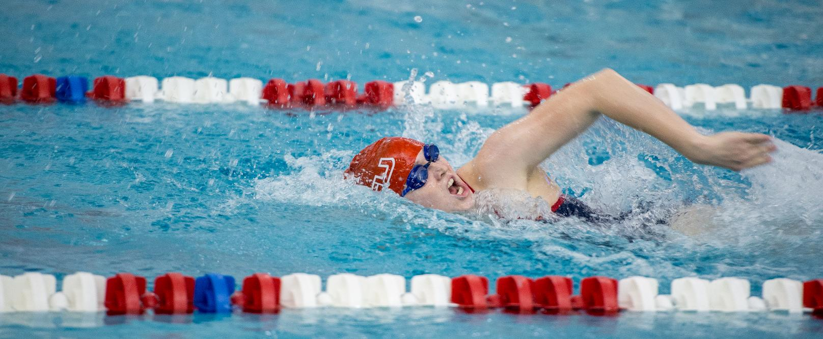 SVSU Swimming & Diving Hosts Northern Michigan in League Action