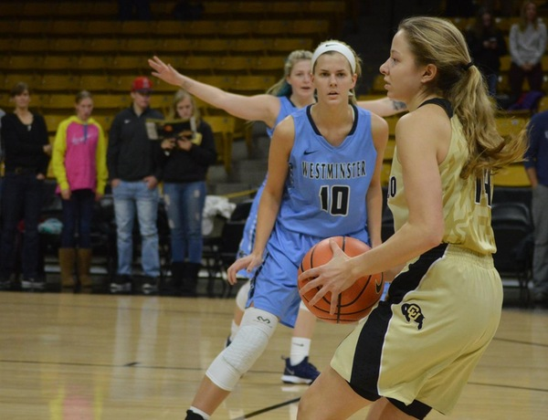 Westminster Women's Basketball Rolls to Fourth Straight