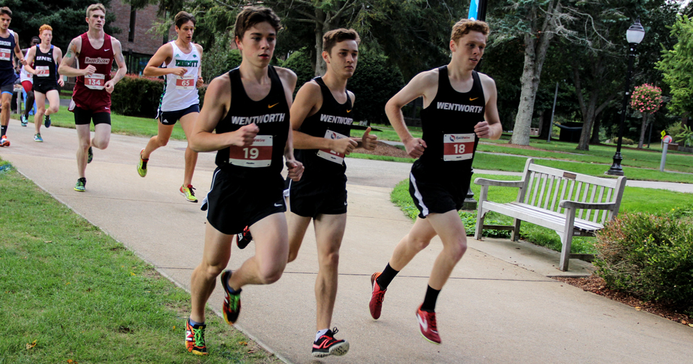 Strong Team Performance Earns Cross Country Eighth Place Finish at James Early Invite