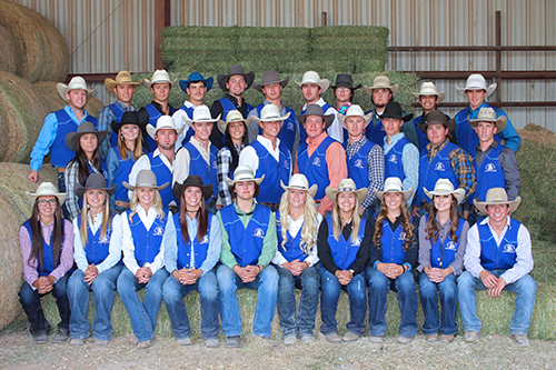 Wranglers Finish Second At Vernon College Rodeo