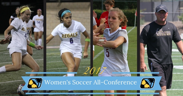 SCIAC Women's Soccer All-Conference Honors Announced