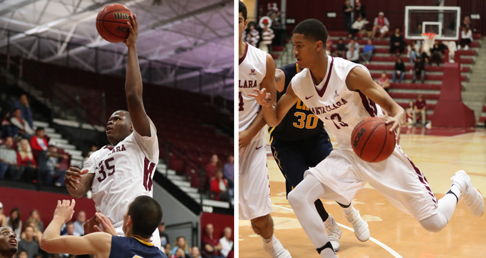 Two Men's Basketball Players Will Not Return in 2017-18