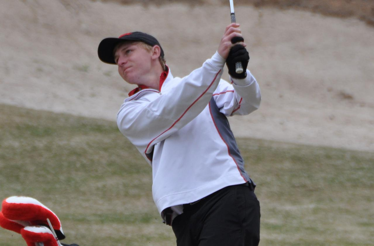 Golf: Panthers finish tied for third at Emory Spring Invitational