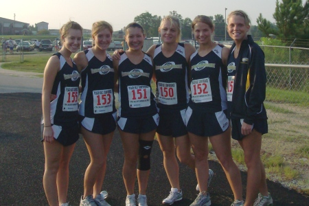 Lady Canes Finish 8th at Pre-Conference Meet