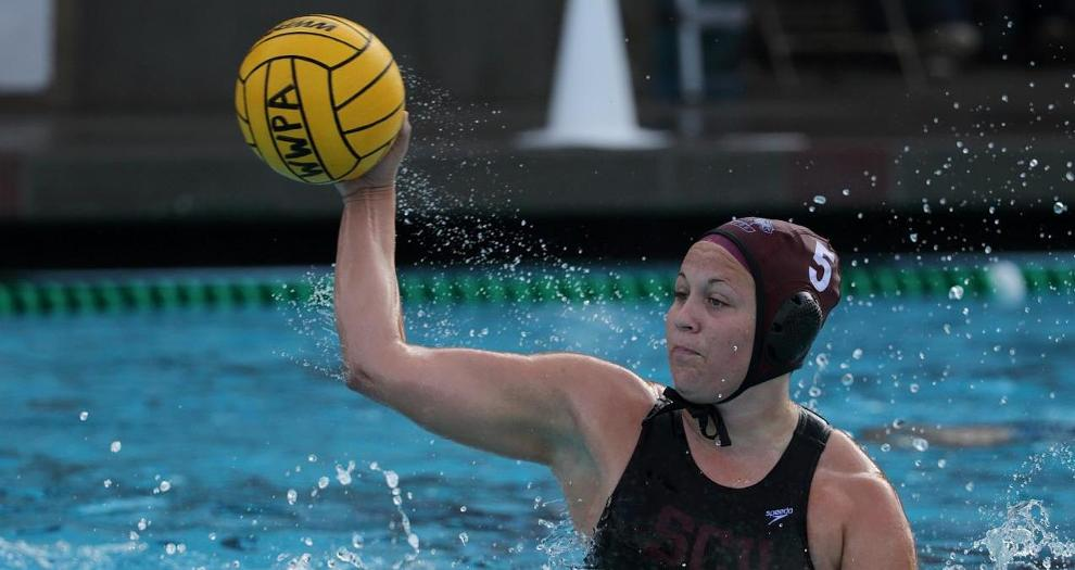 No. 17 Bronco Women's Water Polo Pick Up Two Wins