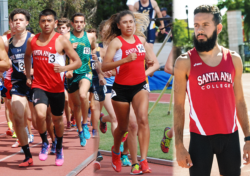 SAC Track and Field Sends Three to State Championships